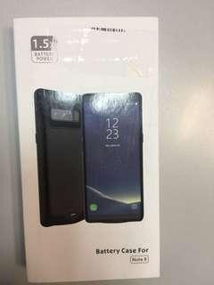 Note 8 battery case