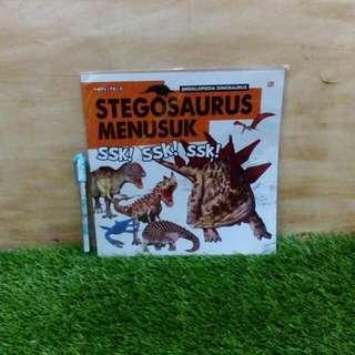 Buku Ensi Dinosaurus