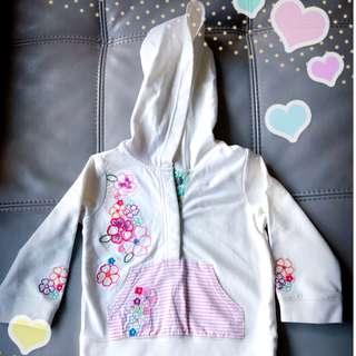 Sweater for little girl
