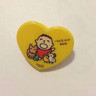 Sanrio vintage 大口仔 文件夾 1989