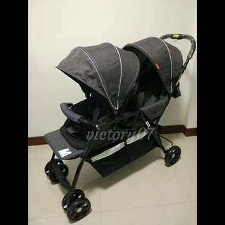 BN Baby Stroller/Twin, Double, Tandem