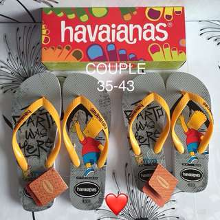 Havaianas Authentic overruns Couple