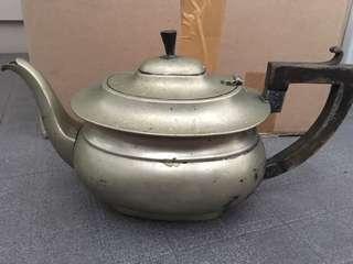 Vintage Tea Pot copper