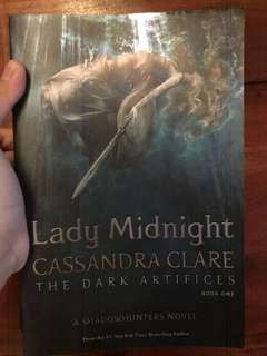 Lady Midnight by Cassandra Clare [Series:The Dark Artifices] Book 1