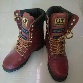 Authentic GT Hawkins Boots for men