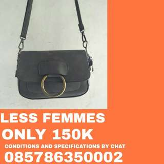 Tas Less Femmes