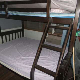 Bunk bed / double bed