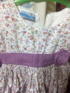 Dress for 3 to 4 years old in good condition take all for ₱300