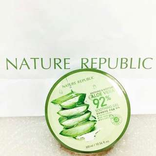 NATURE REPUBLIC - ALOE VERA