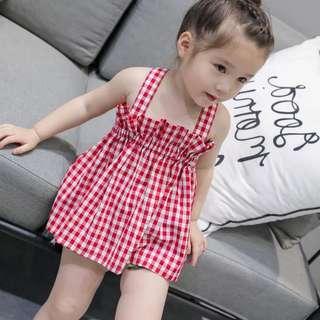 Instock - Korea designed adorable Girls's top - 4sizes