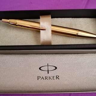 GOLD Parker Ballpoint Pen