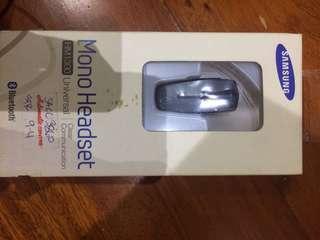 brand new mono headset