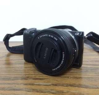 SONY NEX5R 16-50mm