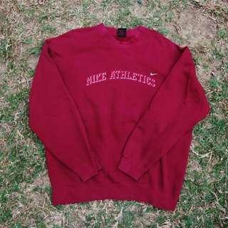 90's Vintage Nike Sweater