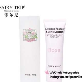 Fairy Trip Cleanser 🌷