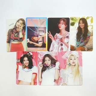 $5 kpop photocards