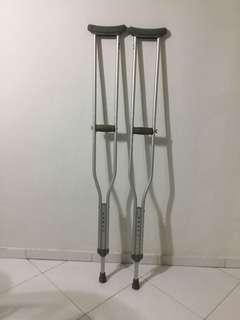 Life Line crutches