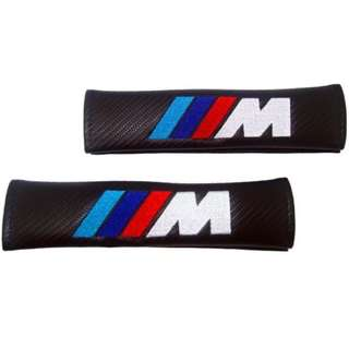 BMW M Power Seatbelt Cover