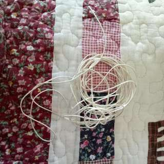 White String (Reduced from $2.50)