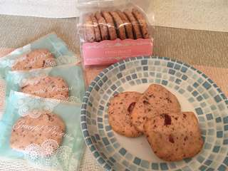 日日好時❤️玫瑰紅茶手工餅乾