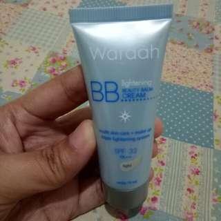 BB cream wardah