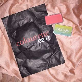 Colourette cosmetics coloursnap