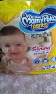 Pa Swap po sa mamy poko extra dry na large, or sa huggies na large taped or pants ok lng.