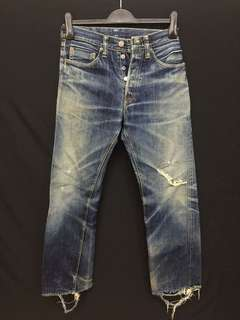 Rising sun mfg selvedge jeans