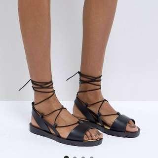 Asos 羅馬涼鞋