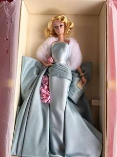 Limited edition Delphine Barbie doll