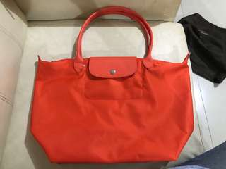 Longchamp MLH Planetes Orange
