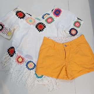 Bundle: Summer Top and Short