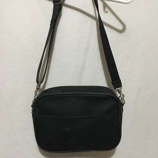 Lacoste Sling Bag Black
