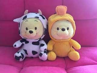 BN Winnie the Pooh Duck/Cow