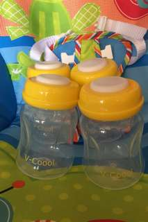 Breastmilk Storage Bottle