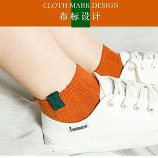 襪子女士短襪純棉淺口船襪韓國可愛棉襪夏季薄款隱形襪學院風韓版