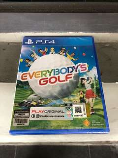 Everybody's Golf PS4 R-ALL