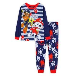 (Preorder) paw patrol pyjamas