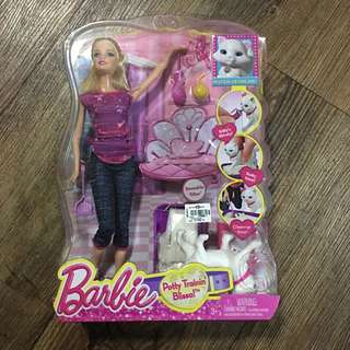 Barbie Potty Trainin Blissa
