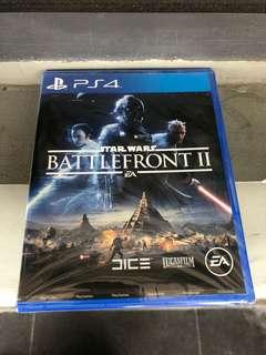 Star Wars Battlefront 2 PS4 R-3