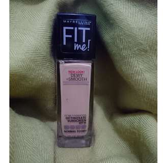 Maybelline Fit Me Dewy Smooth