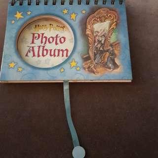 Collector's item Harry Potter album