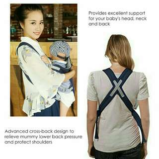 RB-Baby carrier Baby 3-16 month