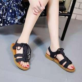[PO] #14 Korean Ladies Shoelace sandals