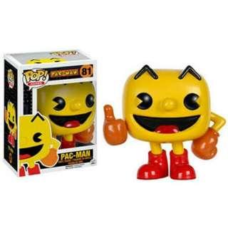 Pacman Funko Pop Games 81