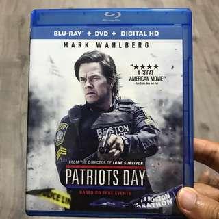 (Cheapest) Patriots Day Blu-ray