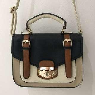 Satchel messenger bag