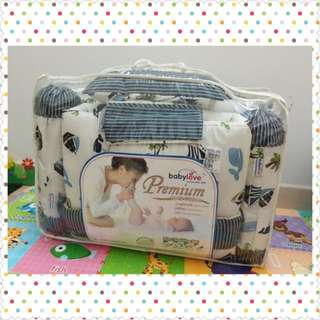 Baby Love Premium 7 in 1 Bedding