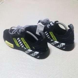 Adidas NMD Offwhite (Rare) 43