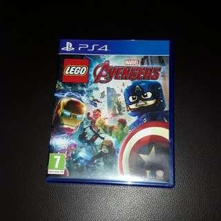 Lego Avengers For PS4